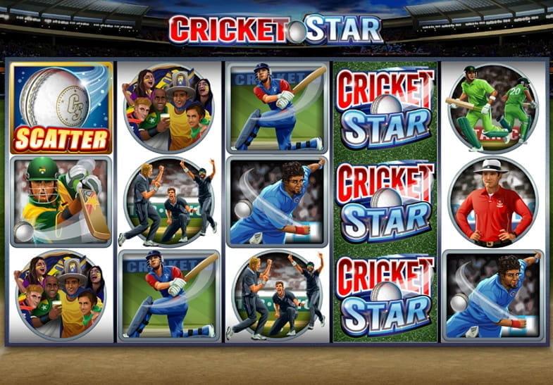Slot Olahraga Bintang Kriket