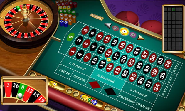 Europa Roulette Kostenlos Spielen