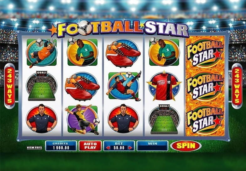 Game Demo Slot Bintang Sepak Bola