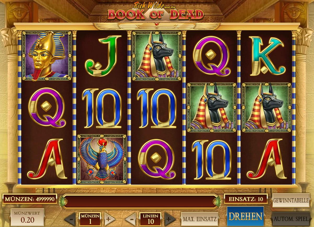 Slot machine 7