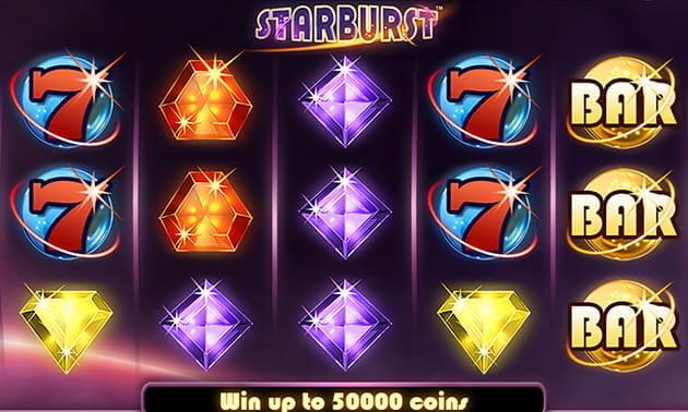 Starburst Spielen