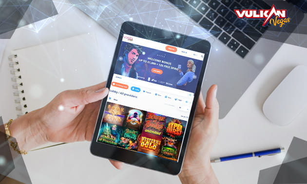 How To Start vulkanvegas online casino With Less Than $110