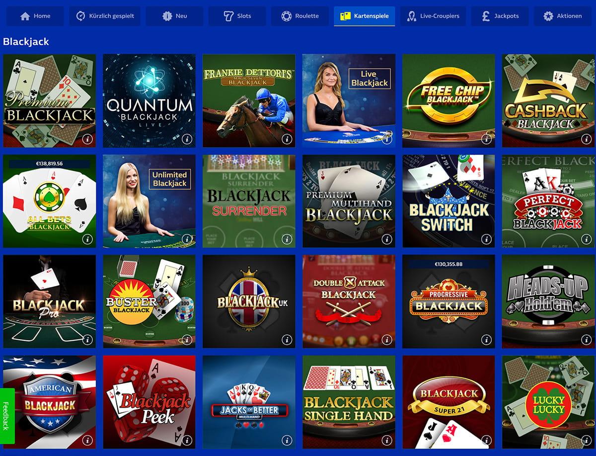 William Hill Online Casino Erfahrungen