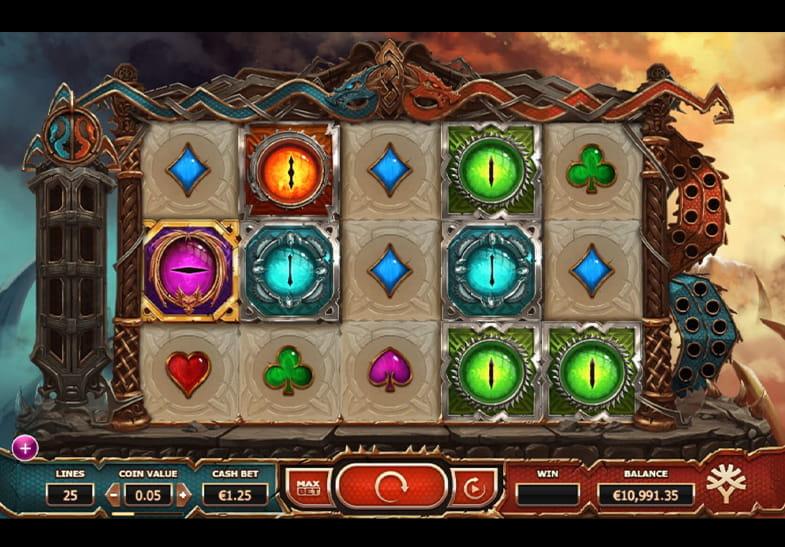 Steam roulette wheel