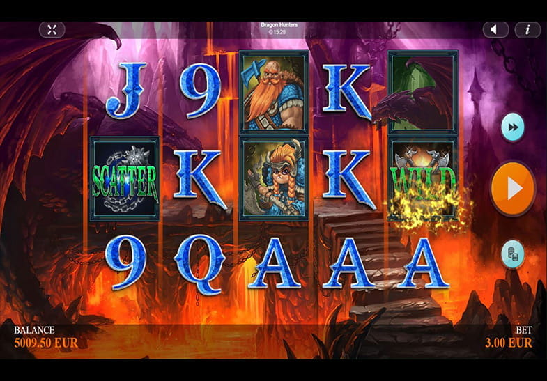 Spiele Dragon Hunter - Video Slots Online