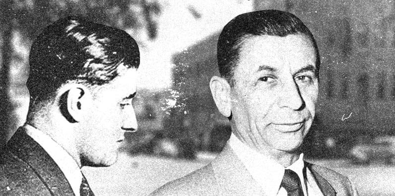Bugsy Siegal und Meyer Lansky - Die Old-School-Gangster