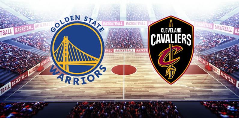 Cleveland Cavaliers vs. Golden State Warriors