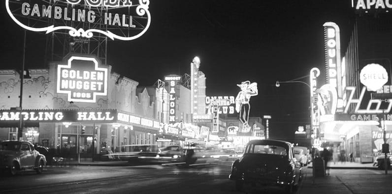 Las Vegas und das goldene Zeitalter der Mafia